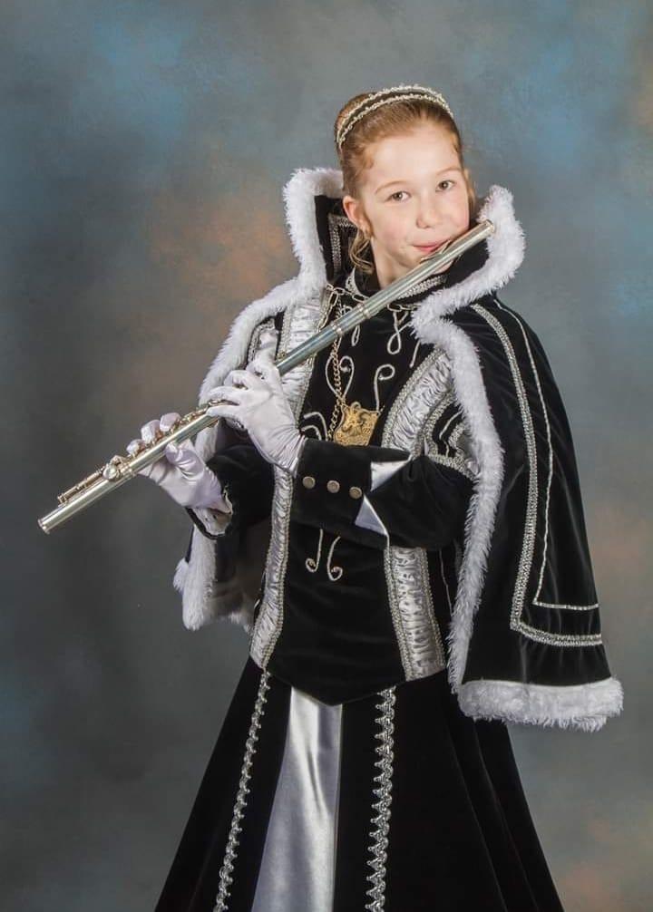 Alaaf !!! voor ons jeugdlid prinses Esmee Lemmens !!!
