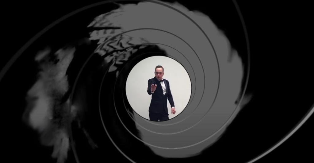 Bond, James Bond Harmonie St Joseph Berg aan de Maas Dwayne van Honk Multimedia