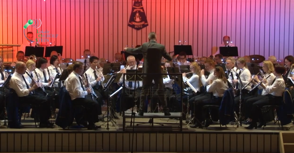 Galaconcert Back to the 50's-HarmonieSt Joseph Berg a/d Maas